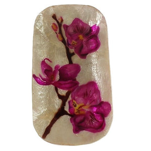 Oblong Orchid Tray (1626D)