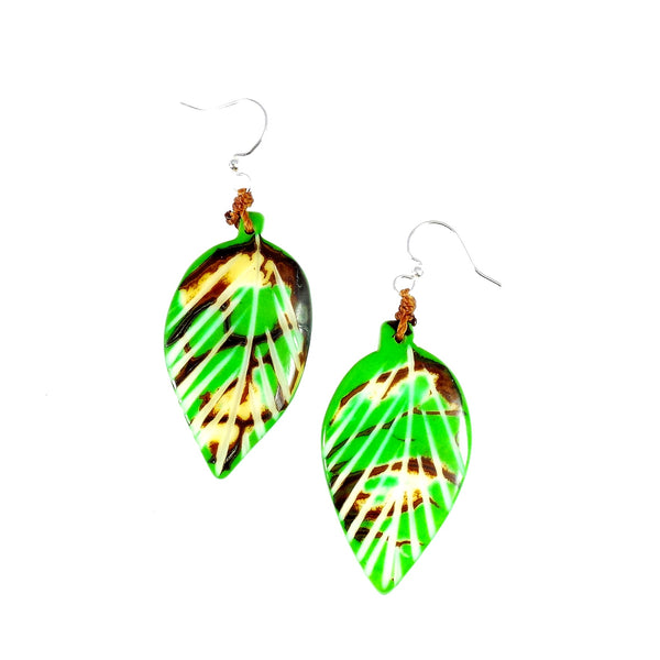 Grain Napo Earrings (1E300)