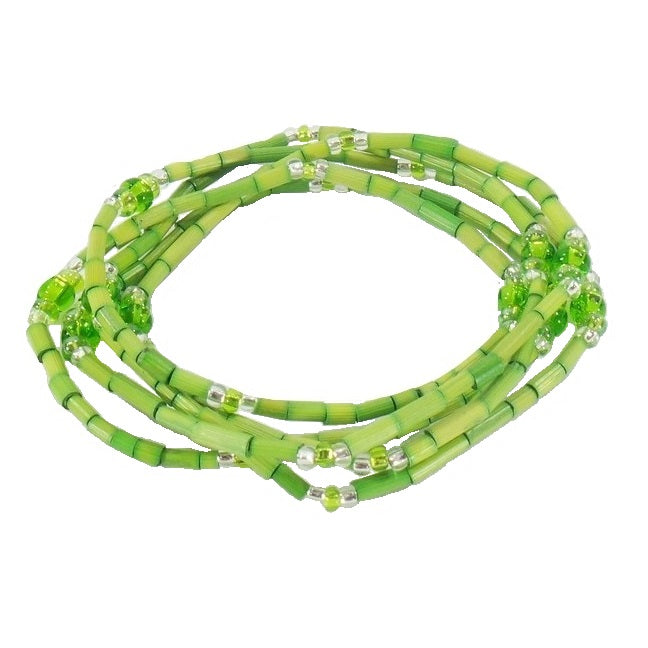 Lime Green Zulugrass Strand (LCZG10)