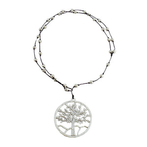 Large Tree of Life Necklace