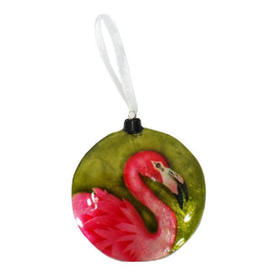 Flamingo Ornament (1600F)