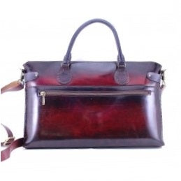 Red Brief Case (H858)