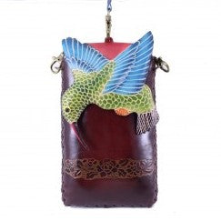 Hummingbird Cross-body Wallet (IH020)