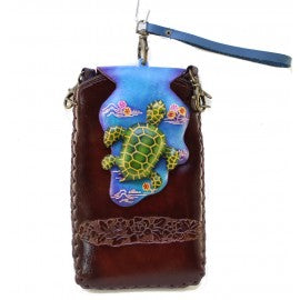 Turtle Cross-body Wallet (IH027)