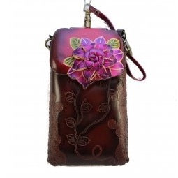 Flower Cross-body Wallet (IH034)