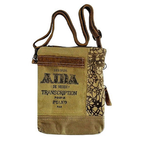 Aida Passport Bag (55986)