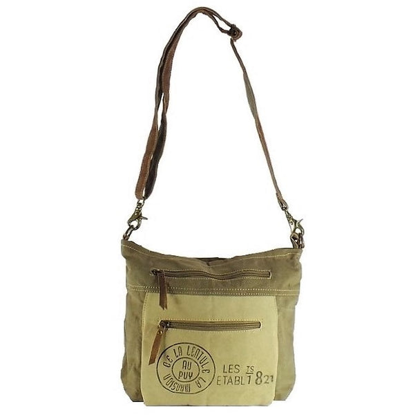 Au Puy Shoulder Bag (55616)
