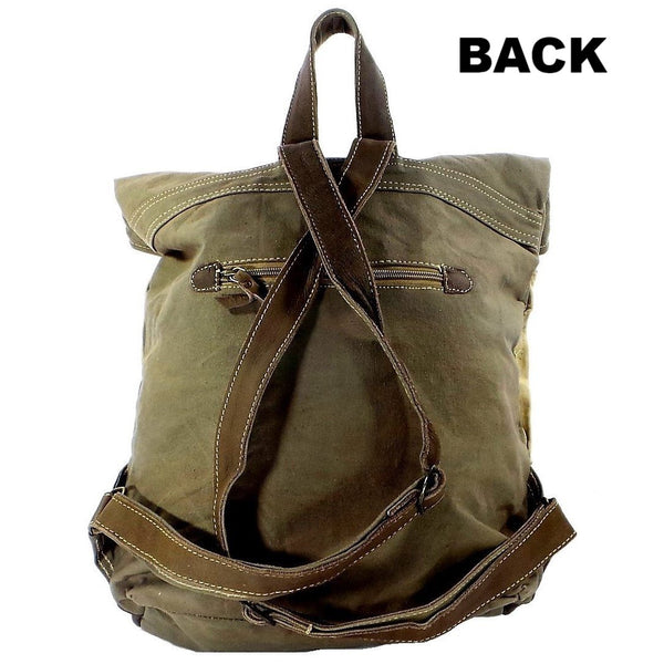 Roll Top Backpack (55933)