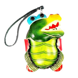 Alligator Novelty Wristlet (E140)