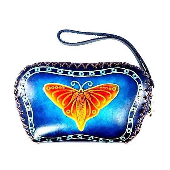Butterfly Novelty Wristlet (702)