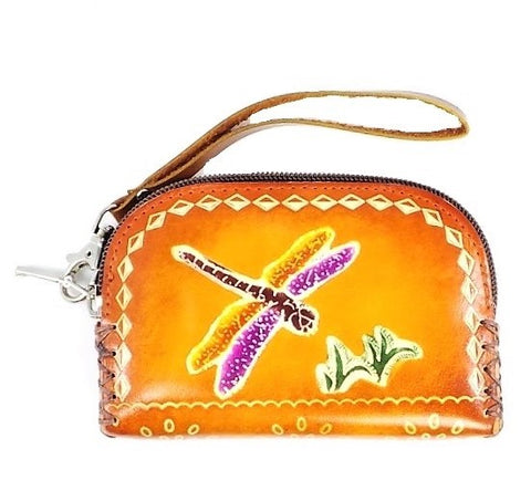 Dragonfly Novelty Wristlet