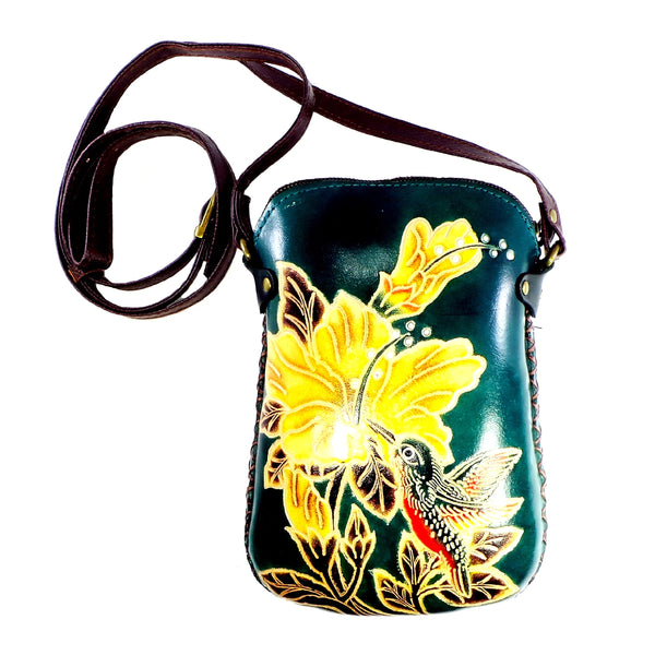 Flower Cross-body Purse (AY26)