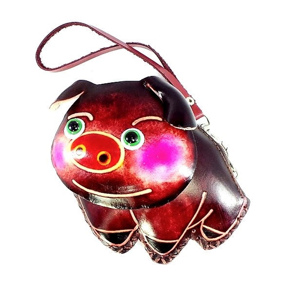 Piggy Novelty Wristlet (E129)