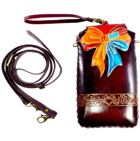 Ribbon Cross-body Wallet (IH011)