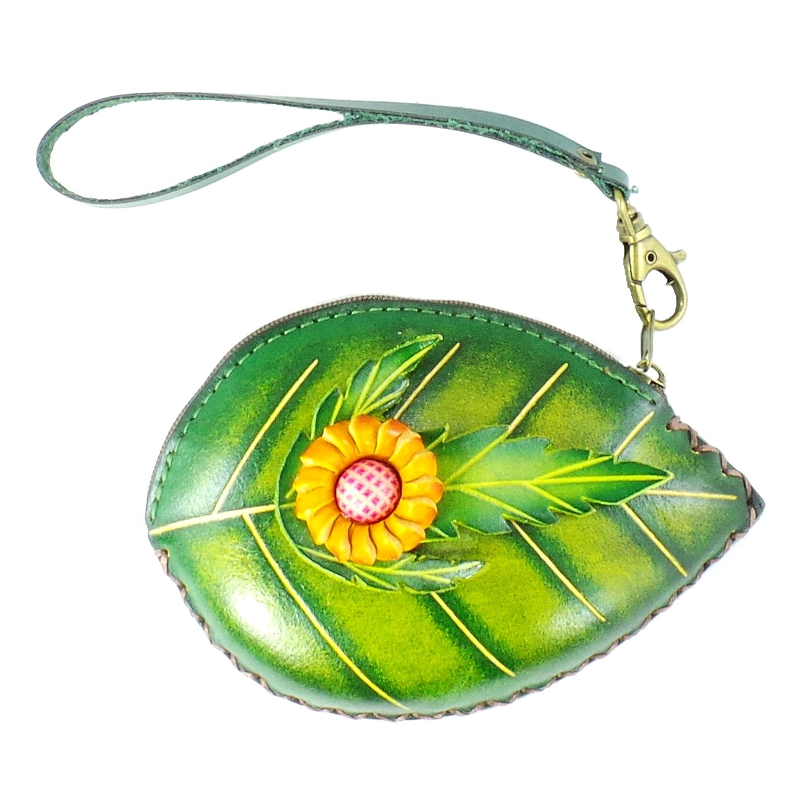 Sunflower Novelty Wristlet (E556)