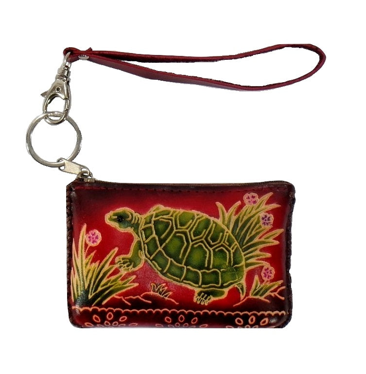 Turtle Novelty Wristlet (CP387-6)