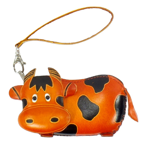 Cow Novelty Wristlet (E103)
