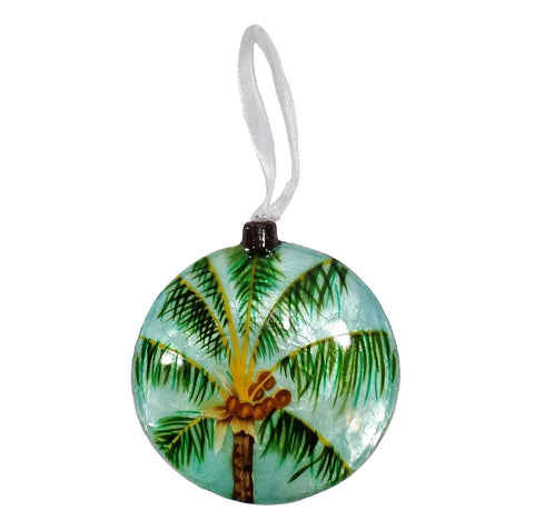 Palm Tree Ornament