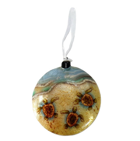 Baby Sea Turtle Ornament (1645U)