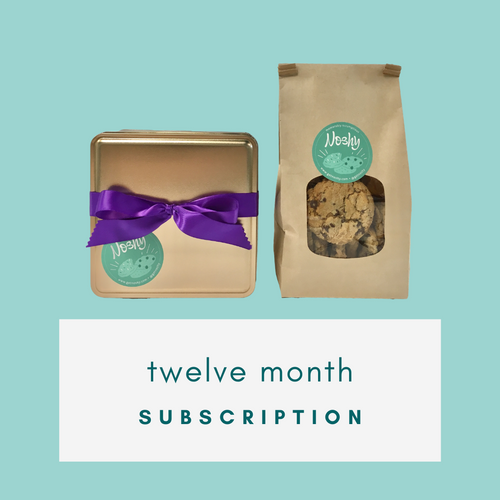 12 Month Cookie Subscription