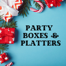 Load image into Gallery viewer, Holiday Party Boxes & Platters