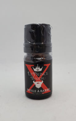 Huile à Barbe - Échantillon - X ''Patchouli, Musc et Orange Sanguine''