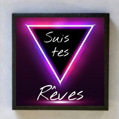 Aimant - ''Suis Tes Rêves'' & Triangle