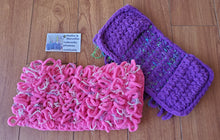 Charger l'image dans la galerie, Couvre Vadrouille 'Swiffer Sweeper' & Scrubby - Rose