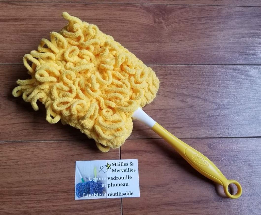 Recharge Plumeau 'Swiffer Duster' – Jaune