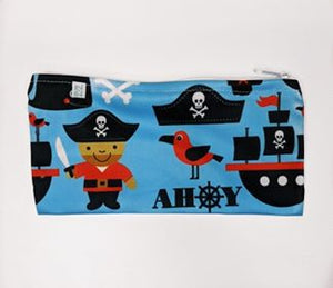 Mini Sac Collation Réutilisable - Pirates