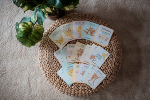 Cartes de Gymnastique