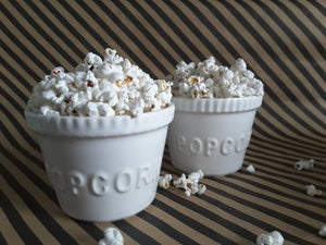 Kit à popcorn – Emballage double - BBQ