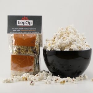 Kit à popcorn – Emballage double - Mucho Nacho
