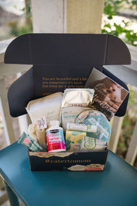 Cater to Mom Postpartum Subscription Box - Cater To Mom