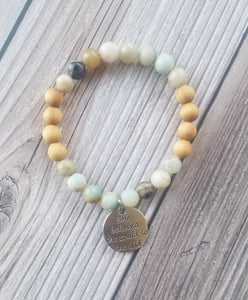 Truth, Awareness, and Courage Diffuser Bracelet - Cater To Mom