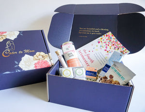 Cater to Mom Postpartum Recovery Box - Cater To Mom