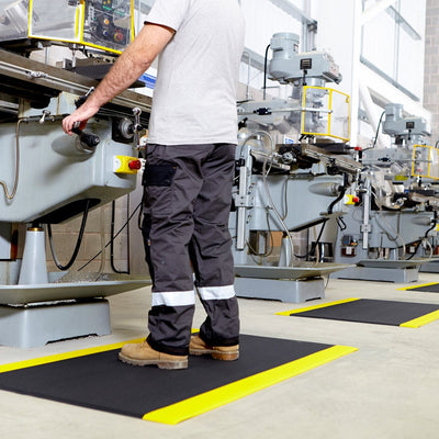 Choosing the Right Safety Mat