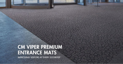 High Performance Entrance Mats for Commercial Premises.