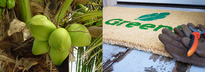 From Coconut to Coir Doormat – Part 3: Coir Yarn to Coir Doormat