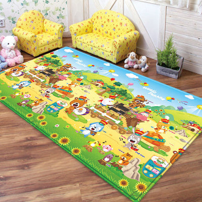 Why Does Your Baby Need a Play Mat?