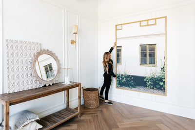 How To Style Your Entryway The Right Way
