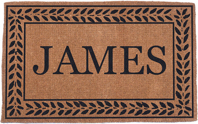 Add the Personal Touch to your Doormat