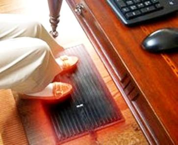 Heated Mats: Protect Your Feet and Productivity this Winter.