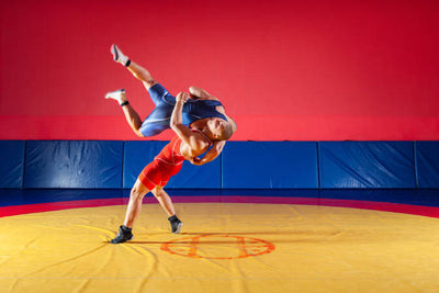 Wrestling Mat Safety