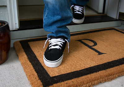 Doormats And Their Monograms!