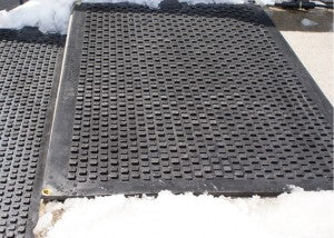 Industrial Heated Doormats