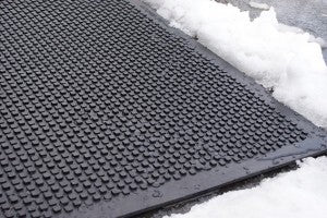 Industrial Heated Walkway Mats