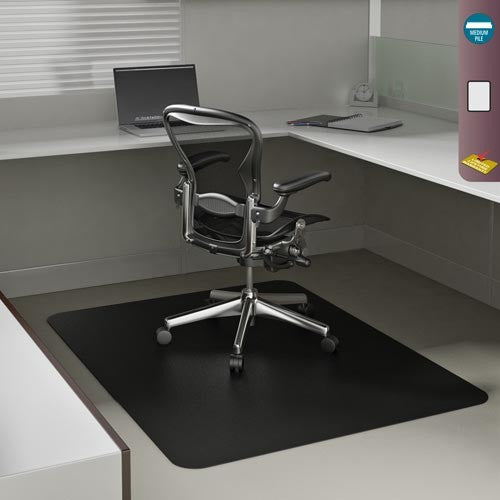 black chair mats for hard floors
