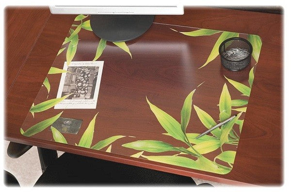 Leaves Desk Mat