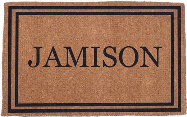 doubleborder-black-personalized